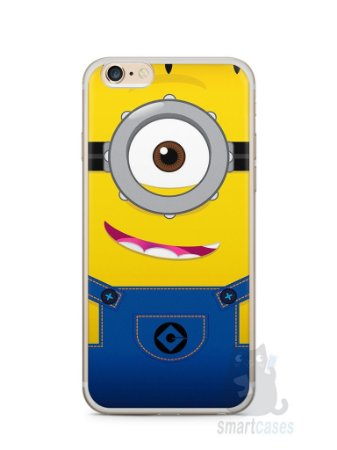 Capa Iphone 6/S Plus Minions #5
