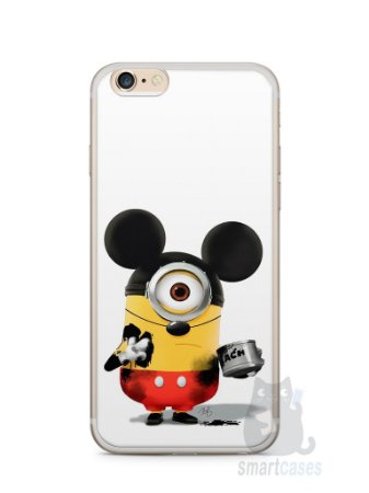 Capa Iphone 6/S Plus Minions Mickey Mouse