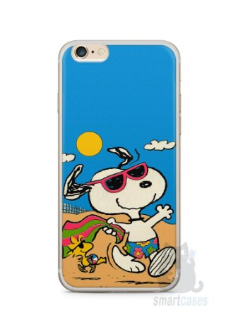 Capa Iphone 6/S Plus Snoopy #1