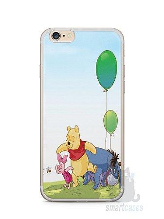 Capa Iphone 6/S Plus Ursinho Pooh