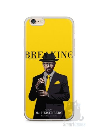 Capa Iphone 6/S Plus Breaking Bad #2