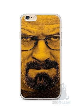 Capa Iphone 6/S Plus Breaking Bad #3