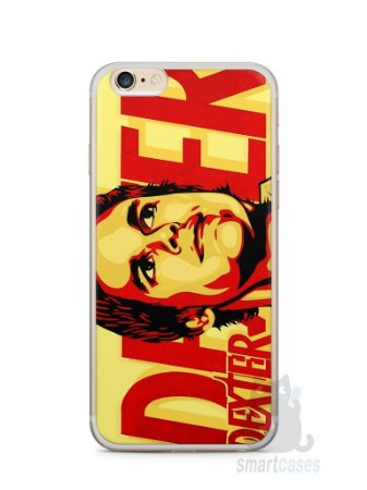 Capa Iphone 6/S Plus Dexter