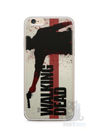 Capa Iphone 6/S Plus The Walking Dead #1