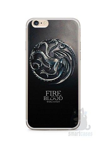 Capa Iphone 6/S Plus Game Of Thrones Targaryen