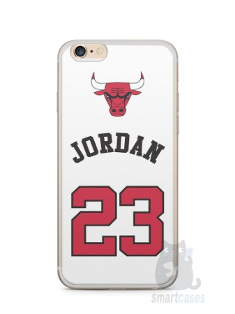 Capa Iphone 6/S Plus Michael Jordan 23
