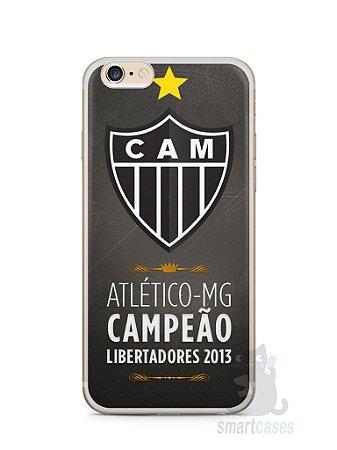 Capa Iphone 6/S Plus Time Atlético Mineiro Galo #3