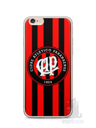 Capa Iphone 6/S Plus Time Atlético Paranaense