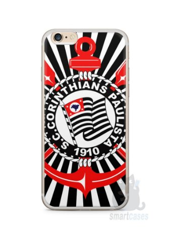 Capa Iphone 6/S Plus Time Corinthians #2