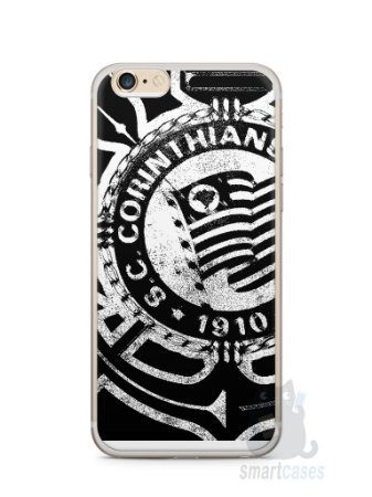Capa Iphone 6/S Plus Time Corinthians #3