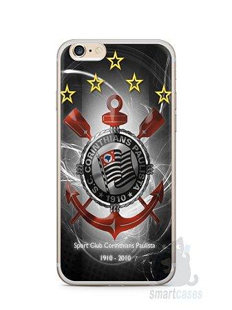 Capa Iphone 6/S Plus Time Corinthians #5