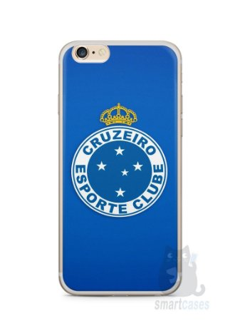Capa Iphone 6/S Plus Time Cruzeiro #1