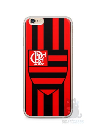 Capa Iphone 6/S Plus Time Flamengo #1