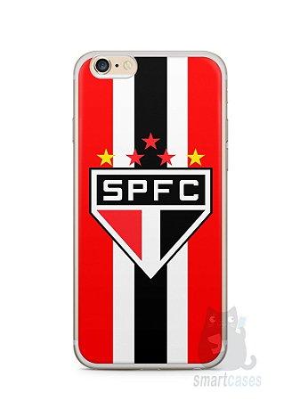 Capa Iphone 6/S Plus Time São Paulo