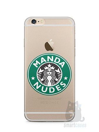 Capa Iphone 6/S Plus Manda Nudes