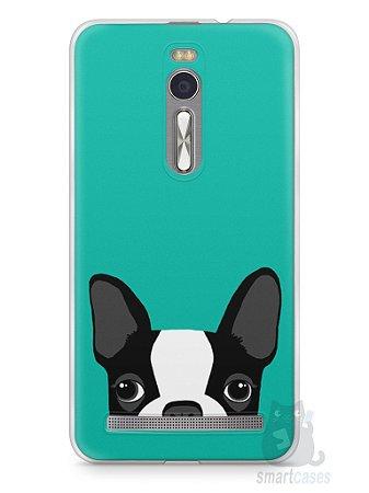 Capa Zenfone 2 Cachorro Bulldog Francês #3