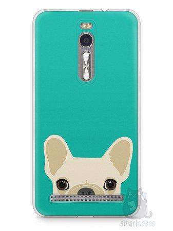 Capa Zenfone 2 Cachorro Bulldog Francês #2