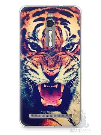 Capa Zenfone 2 Tigre Feroz