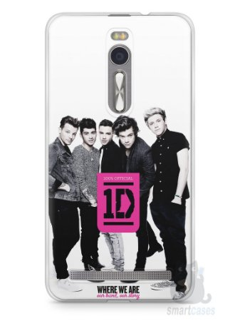Capa Zenfone 2 One Direction #2