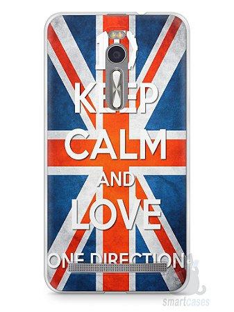 Capa Zenfone 2 One Direction #3