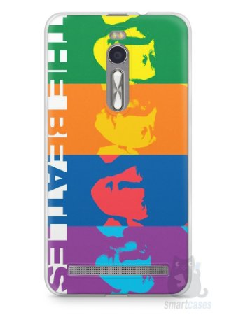 Capa Zenfone 2 The Beatles #2