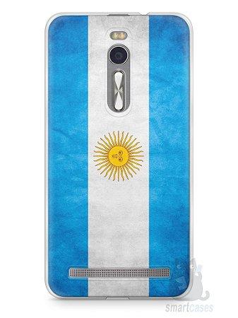 Capa Zenfone 2 Bandeira da Argentina