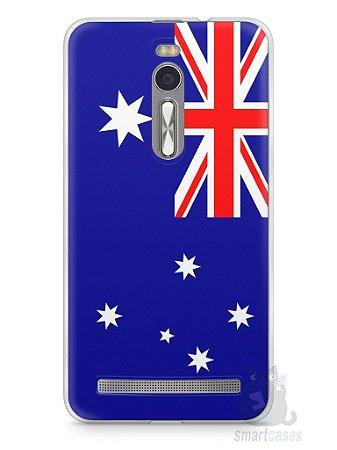 Capa Zenfone 2 Bandeira da Austrália