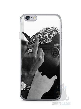 Capa Zenfone 2 Tupac Shakur #2