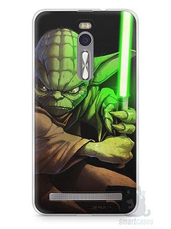 Capa Zenfone 2 Yoda Star Wars