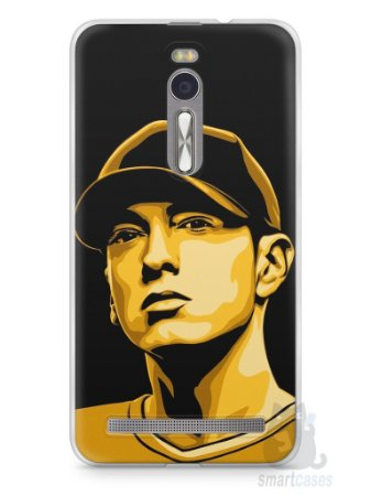Capa Zenfone 2 Eminem #1
