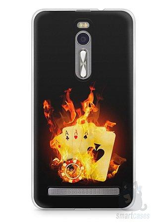 Capa Zenfone 2 Poker #1