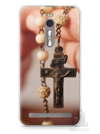 Capa Zenfone 2 Jesus #1