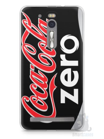 Capa Zenfone 2 Coca-Cola Zero
