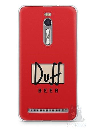 Capa Zenfone 2 Cerveja Duff