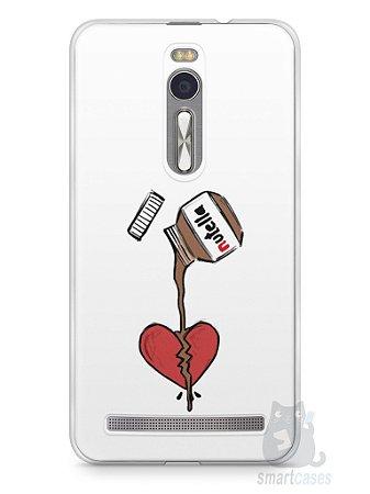 Capa Zenfone 2 Nutella #2