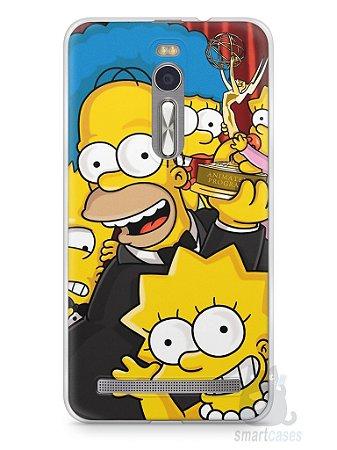 Capa Zenfone 2 Família Simpsons #2