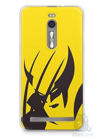 Capa Zenfone 2 Wolverine