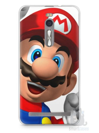 Capa Zenfone 2 Super Mario #1
