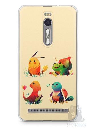 Capa Zenfone 2 Pokémon #1