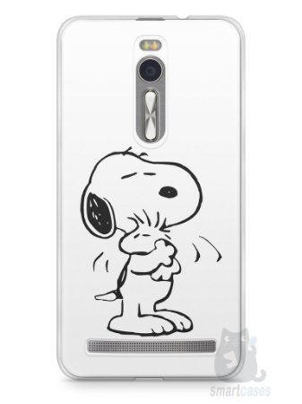 Capa Zenfone 2 Snoopy #2
