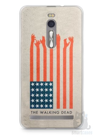 Capa Zenfone 2 The Walking Dead #2