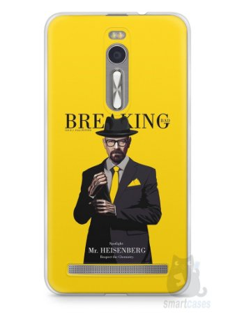 Capa Zenfone 2 Breaking Bad #2