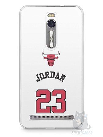 Capa Zenfone 2 Michael Jordan 23