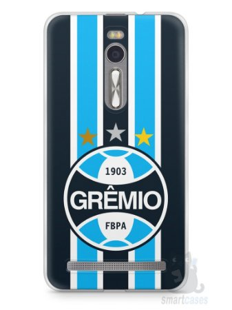 Capa Zenfone 2 Time Grêmio