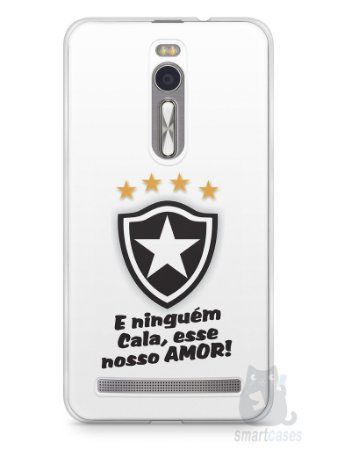 Capa Zenfone 2 Time Botafogo #2