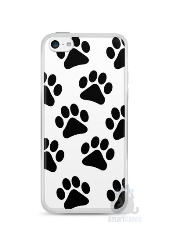 Capa Iphone 5C Patas