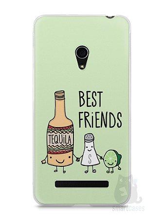 Capa Zenfone 5 Tequila, Sal e Limão