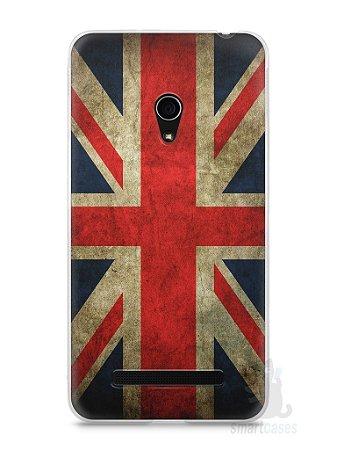 Capa Zenfone 5 Bandeira da Inglaterra