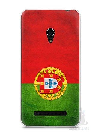 Capa Zenfone 5 Bandeira de Portugal