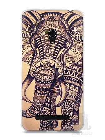 Capa Zenfone 5 Elefante Tribal